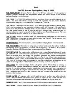 LACES Gala 2013 FAQ copy